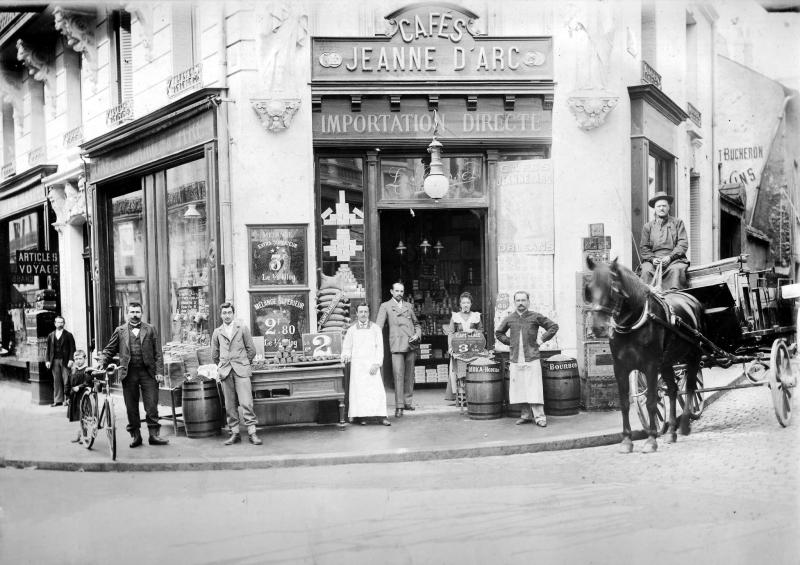 Thés & Cafés Jeanne d'Arc