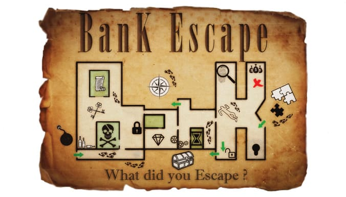 logo BanK Escape