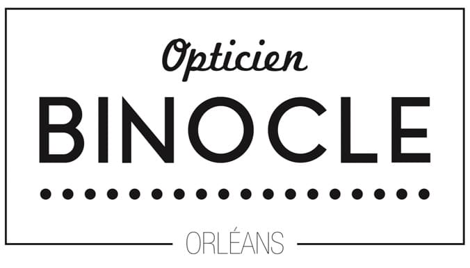 logo Opticien BINOCLE Orléans